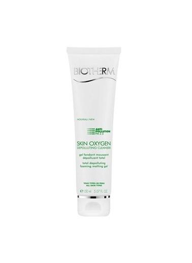 Biotherm Skin Oxygen Depolluting Cleanser 150 Ml - Yüz Temizleyici Jel Renksiz